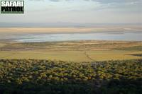 Lake Manyara National Park. (Lake Manyara Wildlife Lodge, Tanzania)
