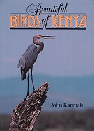 Beautiful Birds of Kenya.