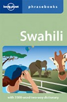 Swahili Phrasebook.