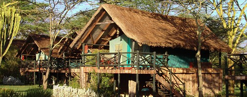Sweetwaters Tented Camp.