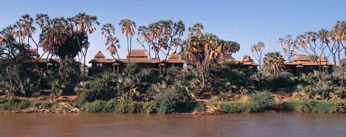 Sarova Shaba Game Lodge.