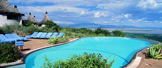 Lake Manyara Serena Safari Lodge.